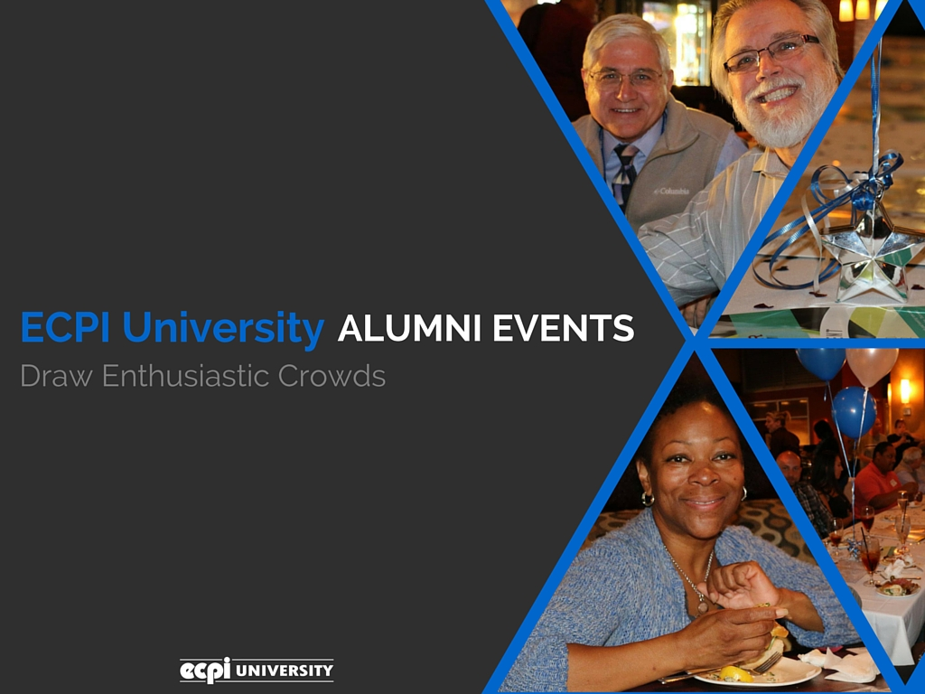 ECPI University Alumni Event, October 2015