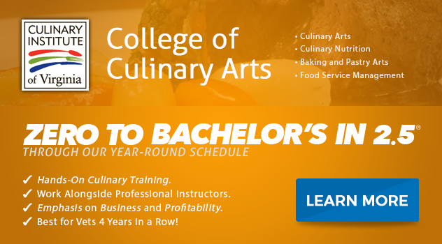 Learn more about ECPI University's College of Culinary Arts TODAY!
