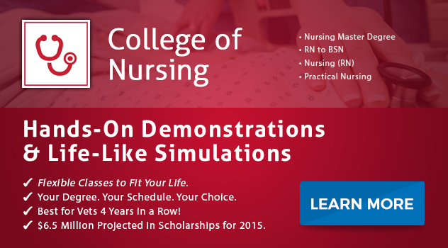 Learn more about ECPI's College of Nursing TODAY!