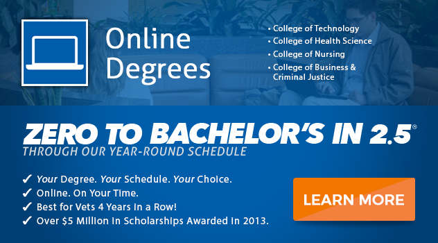 Learn more about ECPI's Online Degree Programs