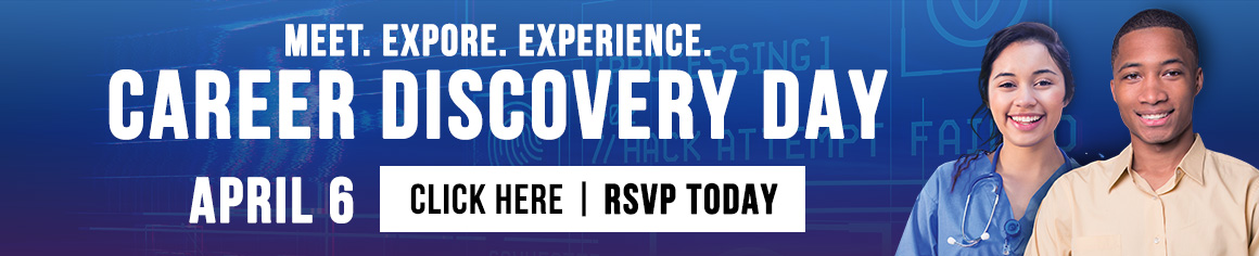 Career Discovery Day | April 6th