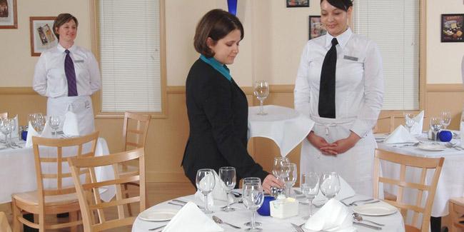 ECPI Food Service Management Degree