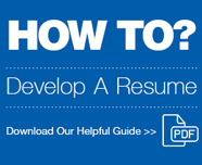 Develop a Resume