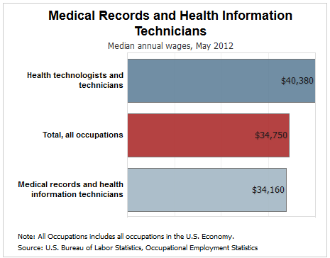 5 of the top jobs in health information management (him), Cephalic Vein