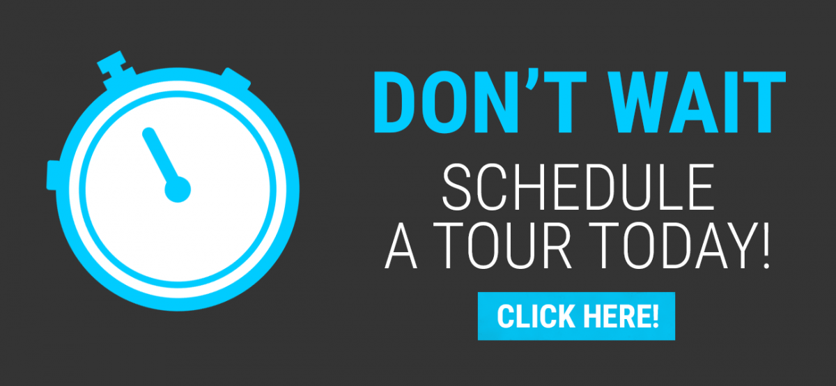 Schedule a tour today