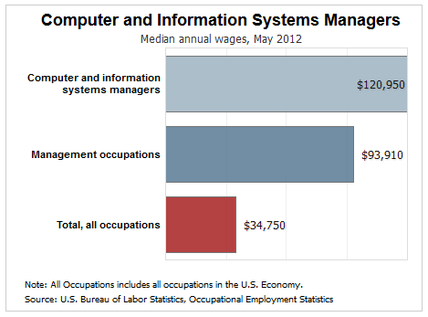 IT Manager Median Salary