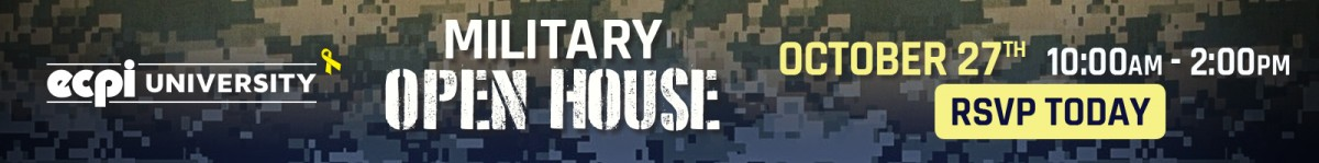 Military Open House RSVP Today!