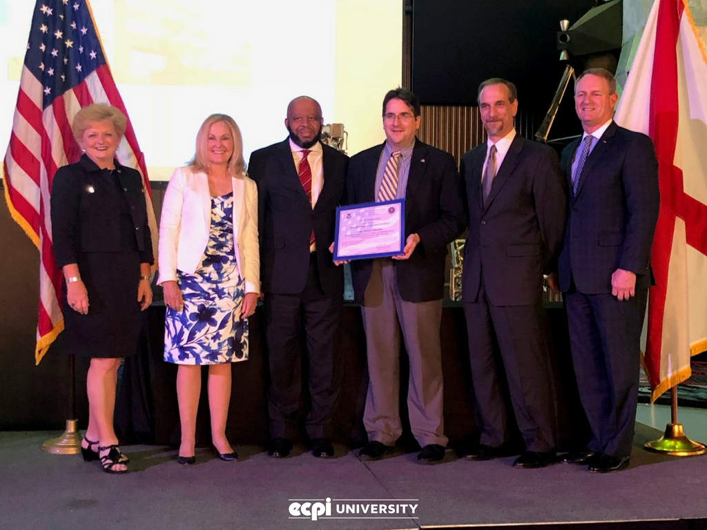 National Center of Academic Excellence in Cyber Defense Education Designation for ECPI University