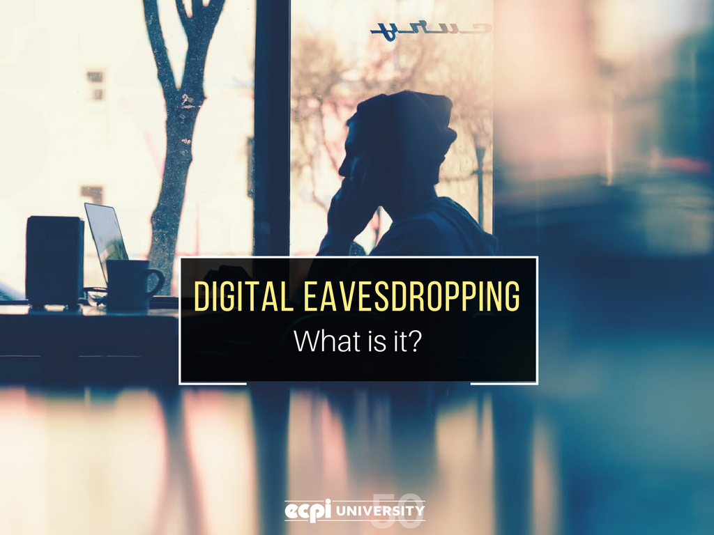 What is Eavesdropping in Computer Security?