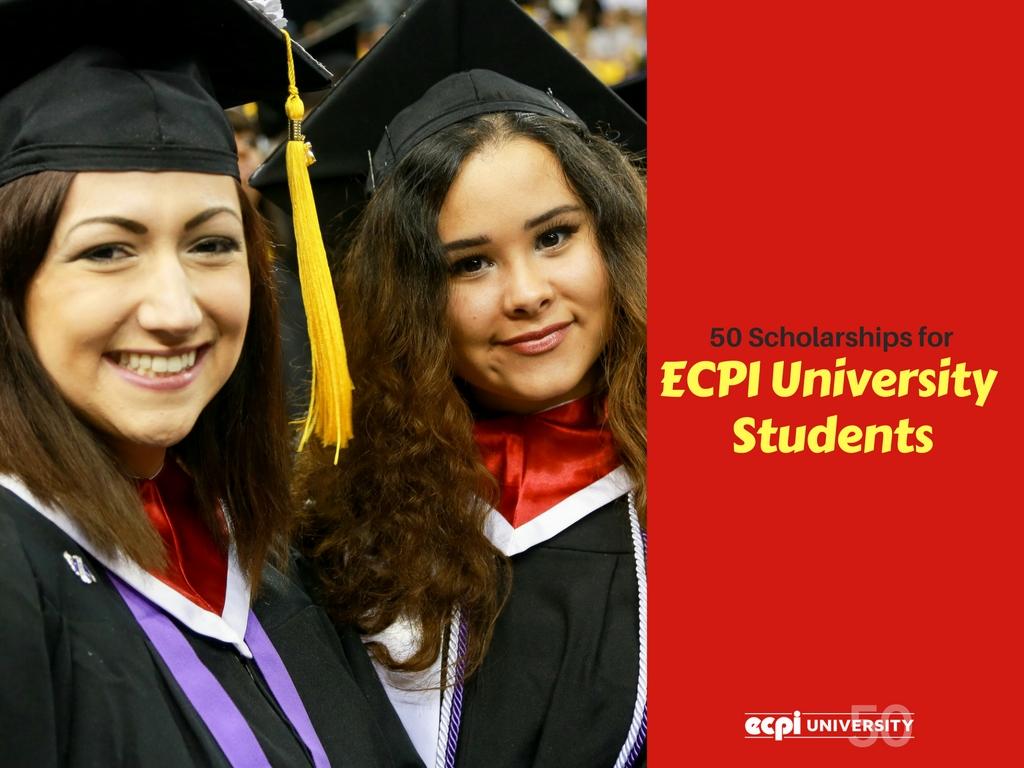 50 Scholarships For Ecpi University Students