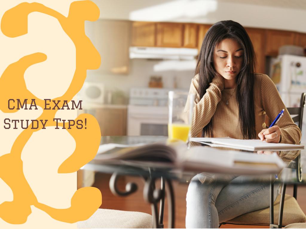 Cma certification study book