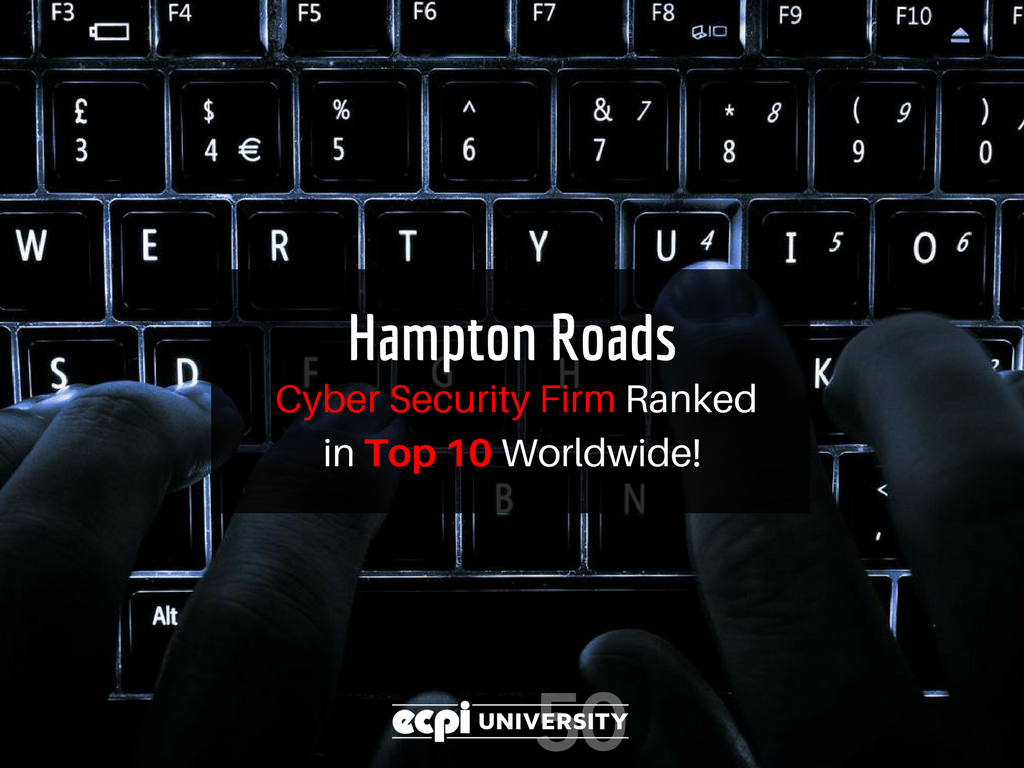 Hampton Roads Cyber Security Firm Sera-Brynn Ranked in Top 10 Worldwide!