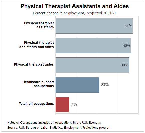 is the salary for a physical therapist assistant?, Human Body