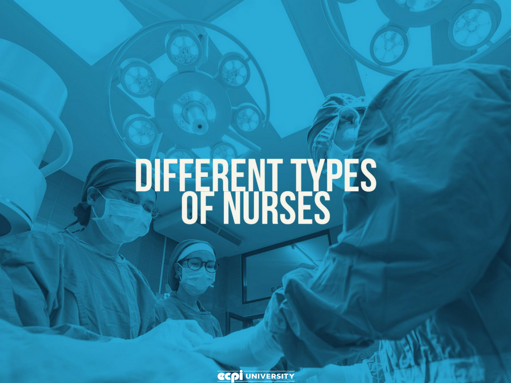 What are the Different Types of Nursing Degrees?