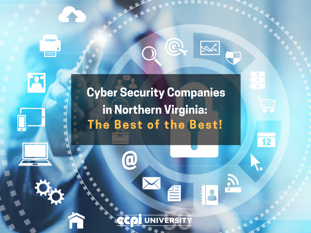 Cyber Security Companies in Northern Virginia: The Best of the Best!