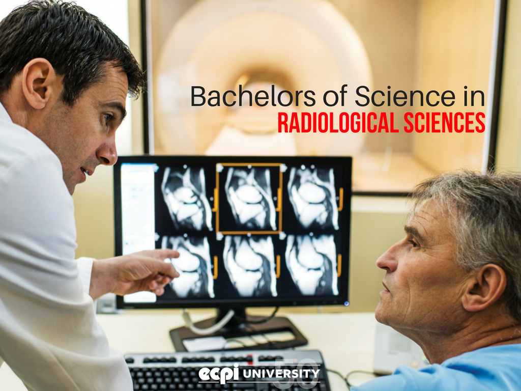 Online Radiologic Science Degree Program Now Offered At Ecpi University