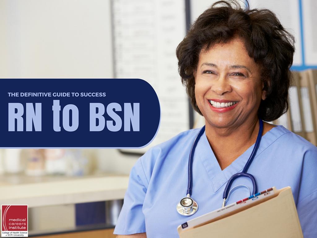 Course Listing: School of Nursing RN to BSN Degree ...