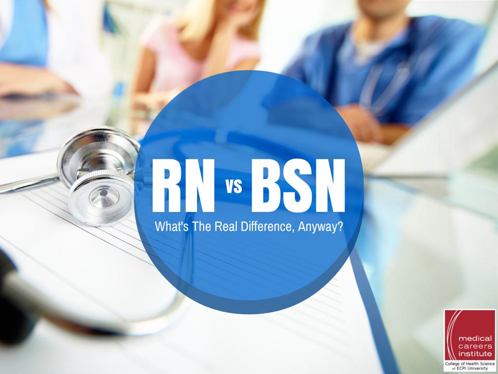 nurses competencies rn vs bsn