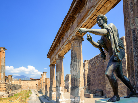 From Pompeii to Present-day: Age-old Business Management Principles for Culinarians