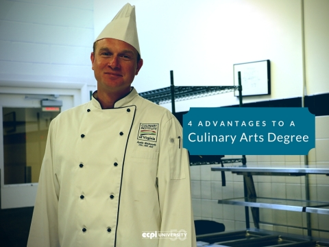 4 Advantages to a Culinary Arts Degree