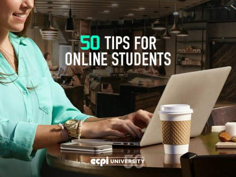 50 Success Tips for Online Students