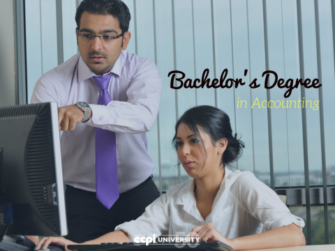 How to get a Bachelor's Degree in Accounting