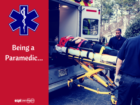 What is it Like to be a Paramedic (EMT)?