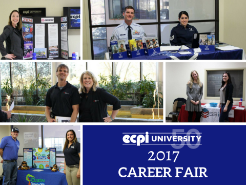Virginia Beach Job Fair Hosted by ECPI University