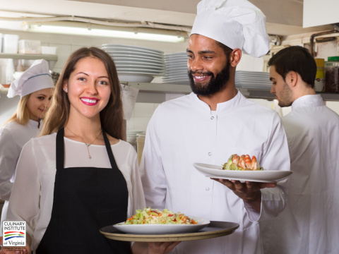 How to Be a Food Service Manager with Formal Education