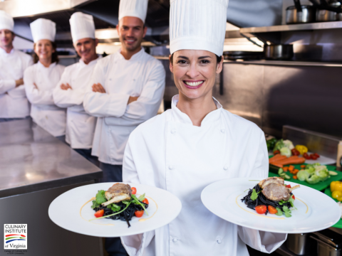 What Education do You Need to Become a Chef at a High-End Restaurant?