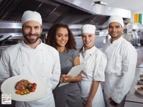How to Be a Food Service Manager with a Bachelor's Degree