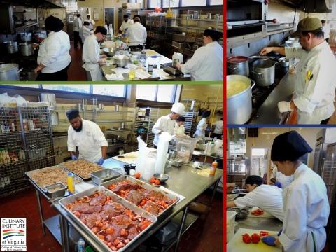 CIV refresh cafe takeover food service