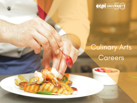 What are some Careers in Culinary Arts?