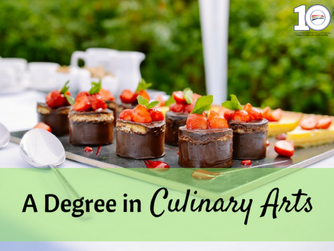4 Jobs You Didn't Know You Could Do with a Culinary Degree