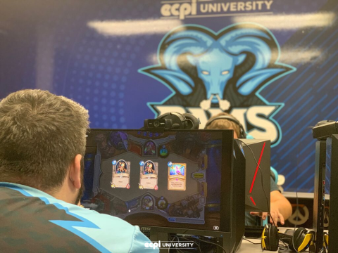 ECPI University Rams Fought Hard But Came up Short in Challenging Battle Against Penn State