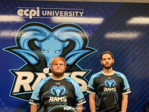 ECPI University Rams Play Full Week in Esports as all Teams Fight Hard