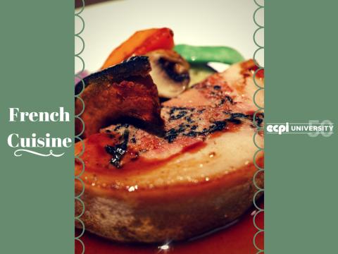Blog ecpi university - The history of french cuisine ...