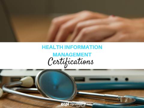 What Certifications do you Need to Work in Health Information Management?