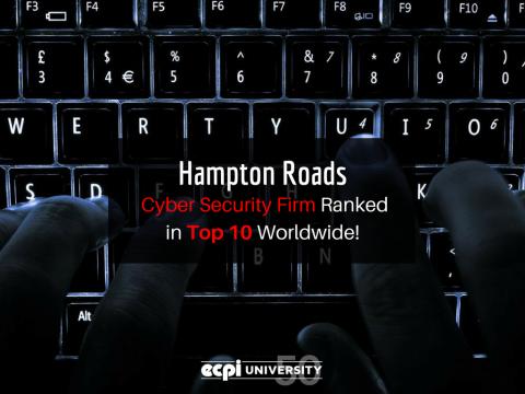 Hampton Roads Cyber Security Firm Sera-Brynn Ranked in Top 10 Worldwide!