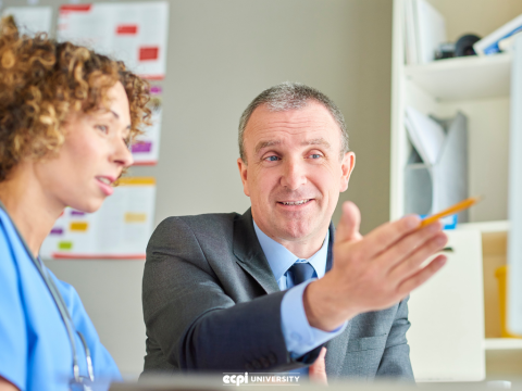 What are the Responsibilities of a Health Information Manager during a Typical Day?