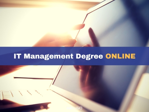 IT Management Degree Online: How Long Does it Take? by ECPI University