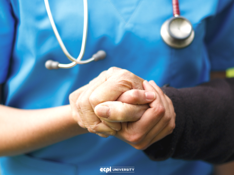 What Supportive Emotional Measures can a Nurse Provide to a Hospitalized Patient?