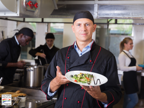 What Can a Chef Do With an Associate's Degree in Culinary Arts?