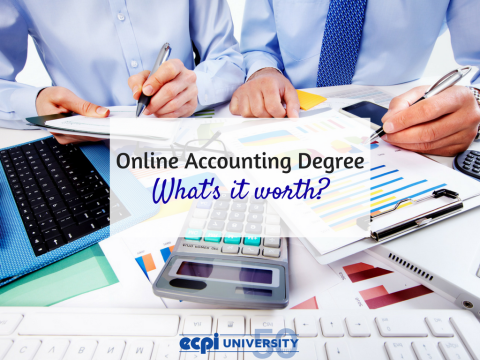 Is an Online Accounting Degree Worth Anything?