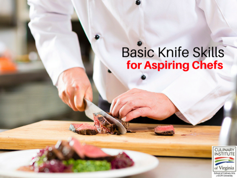 Basic Knife Skills for Aspiring Chefs