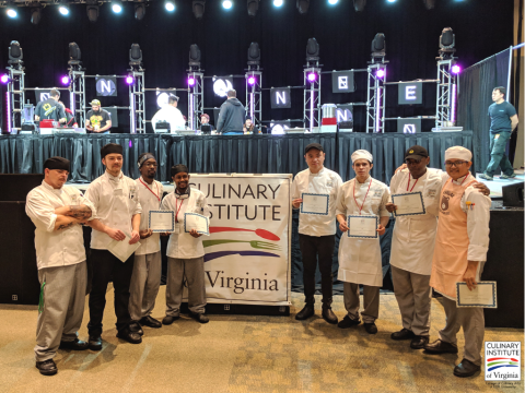 Shokugeki Food Wars Competition at NekoCon Lets CIV Students Showcase Their Skills