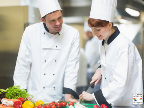 What Does a Culinary Student Need to Study Culinary Nutrition?