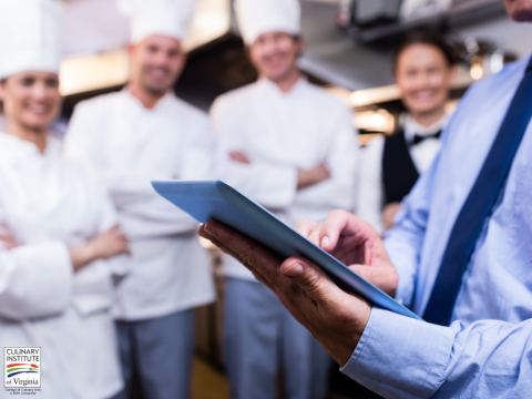 What Kind of Education Do You Need to a Food Service Manager in a Nice Restaurant?