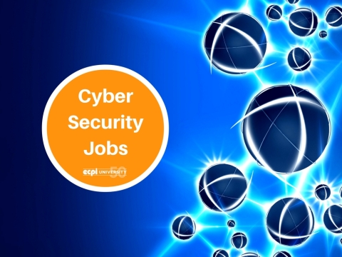 What Jobs can I get with a Cyber Security Degree? | ECPI University