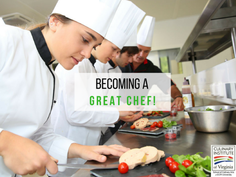 How can I Become a Good Chef?